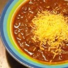 Chili I - Here's a chili recipe you'll love, combining ground beef and cubed top sirloin. Other ingredients include beer, strong-brewed coffee, unsweetened cocoa powder and ground cumin.