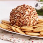 Party Cheese Ball - Serve this cheese spread on special occasions with whole wheat crackers, pita chips and cut-up celery.