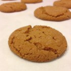 Crispy Gingersnaps - This simple recipe helps deliver thin, spicy gingersnap cookies you'll be happy to serve at the holiday cookie exchange.