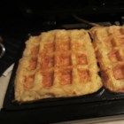 Hash Brown Waffles - Who says waffle irons are just for waffles? Try making perfectly crunchy hash browns in the waffle maker for your next weekend breakfast.