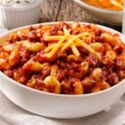 Ragu's Family Favorite Chili Mac - This quick and easy chili mac will be a family hit! Make it your own with your favorite chili toppings.