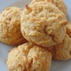 Sriracha Biscuits - Why make regular biscuits when you can make biscuits with a spicy kick, thanks to Sriracha sauce!
