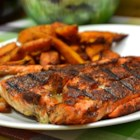 Blackened Salmon Fillets - Fire up succulent salmon with an exciting blend of Cajun-style spices!