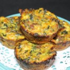 Spinach and Spaghetti Squash Quiche - Spinach and spaghetti squash, with evaporated skim milk and light mozzarella cheese, make this quiche a little lighter on the hips than most without sacrificing flavor. Try using any of your favorite vegetables, or serve with a side salad for a complete meal.
