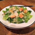 Canadian Caesar Salad - There's a little added heat in this Canadian twist on traditional Caesar salad, with hot English mustard and a dash of hot pepper sauce.