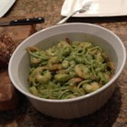 Homemade Pesto - The classic basil pesto sauce made with pine nuts or walnuts, lots of fresh basil, and real Parmigiano-Reggiano cheese will add flavor to anything to combine it with, from pasta to pizza to spaghetti sauce.