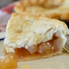 Mom's Double Pie Crust - Orange juice adds a light citrus flavor to this double pie crust.