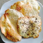 Lavosh - Good with soup, as an appetizer or as a snack. Lavosh is an Armenian unleavened flat bread.