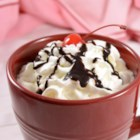 Chocolate Coffee Kiss - This is a sweet coffee drink with assorted liqueurs, for all you coffee lovers who want an extra kick in your java.