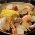 SC Frogmore Stew - Corn, sausage, potatoes and shrimp are boiled in a flavored broth, then served with spicy butter. Being a South Carolina girl at heart, this has and will always be one of my favorite and most comforting meals.