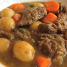 Chef John's Irish Stew  - This hearty Irish stew is packed with lamb, potatoes, and carrots and is the perfect way to celebrate St. Patrick's Day!