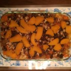 Sweet Potatoes - This should be a dessert. It is so good! The crunchiness of walnuts and the fruity taste of raisins complement this traditional holiday dish.
