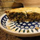 Black-Eyed Pea Pie - A hearty main dish, this double-crust pie is made with black-eyed peas, mushrooms, spinach, Monterey Jack cheese, and chorizo sausage gets a little kick from jalapenos and cayenne pepper.