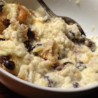 Custard Bread Pudding - This mostly-custard bread pudding is creamy and sweet. Serve it warm or cold.