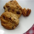 Spring Cleaning Cookies - I was cleaning out my kitchen cabinets and found several ingredients which needed to be used up and I came up with these chewy, coconut, oatmeal, chocolate chip, pecan cookies.