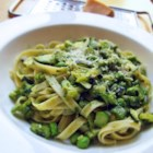 Chef John's Pasta Primavera - Pasta primavera is a straightforward recipe; fettuccine tossed with an array of fresh spring vegetables. When done right, this is one of the year's great seasonal recipes.