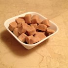 Caramels - Love those chewy caramels?  You can make your own with sugar, sweetened condensed milk and butter.
