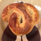 German New Year Pretzel - A sweet, soft pretzel is eaten on the New Year in Germany for good luck. Serve with butter!