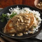 Easy Thai Peanut Chicken - An exciting and tasty Thai-inspired dish with Progresso(R) cooking sauce and only a few ingredients.
