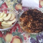 Skor(R) Creamy Caramel Dip - This caramel and toffee dip is delicious with apples and a surefire hit at your next party!
