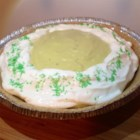 Creamy Avocado Pie - Avocado pie made with sweetened condensed milk and sour cream is a rich and creamy no-bake dessert.