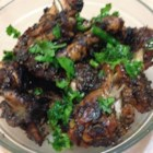 Jerk Chicken Wings   - These amazing jerk chicken wings are a perfect balance of sweet, sour, salty, and spicy.