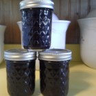 Blueberry and Raisin Jam - Transform your extra blueberries into a sweet blueberry and raisin jam that tops biscuits or peanut butter sandwiches quite nicely.