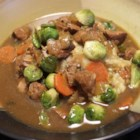 Chef John's Irish Pork Stew - Mix it up this St. Patrick's Day with Chef John's recipe for Irish pork stew, made with dark beer and cabbage.