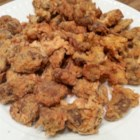 Southern Fried Chicken Gizzards - The lowly chicken gizzard is transformed into a thing of beauty when simmered until tender, marinated in spicy seasonings, coated in flour, and deep-fried. They're a nice addition to a tray of wings.