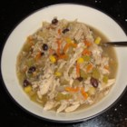 Chicken and Brown Rice Soup - Chicken and brown rice soup is easy to prepare and is loaded with plenty of vegetables for a warm and comforting meal.