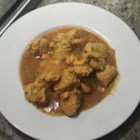 Jamaican Style Curry Chicken - A Jamaican-style curry chicken, rich and hearty with great flavor, satisfies the craving when you can't get the real thing in the islands.