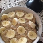 Mama Bear's Porridge - My Mama Bear made this for us all the time! Even oatmeal haters might like this version.  It's sweet and custardy, and keeps you full 'till lunchtime.  By the way, don't balk at the 'raw eggs' that get stirred in - the hot porridge cooks them completely.