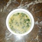 Chard and Coconut Soup - Chard and coconut soup is a quick and easy meal to keep you warm on cold days. Add kale and spinach for a greener soup.