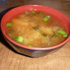 Authentic Miso Soup - Made with kombu, bonito flakes, and miso paste, Japanese miso soup is a simple and comforting.