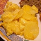 Angela's Potatoes - This great cheesy potato dish with processed cheese and ranch dressing mix is named after my friend Angela who is the best cook in all of Mississippi! It takes a little time to peel the potatoes, but one taste of this and you will be hooked! Guaranteed to be a family favorite.