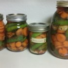 Pickled Jalapenos and Carrots - This classic Mexican condiment is super simple to make.