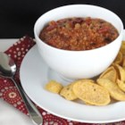 Jay's Spicy Slow Cooker Turkey Chili - Jay's spicy slow cooker turkey chili has a perfect combination of seasonings, chile peppers, beans, and turkey that is a great addition to football-watching parties, tailgating, or cold winter evenings.