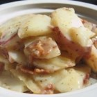 Hot German Potato Salad III - A variation on potato salad - delicious!