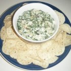 Best Ever Spinach Artichoke Dip - This dip is very rich, chunky, and cheesy! Try serving it in a bread bowl.