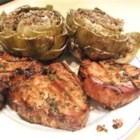 Marinated Tuna Steak - Tuna steaks are a perfect candidate for grilling, and a sweet, tangy marinade keeps them moist and flavorful.