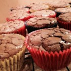 Brownie Cupcakes - A very simple, very classic recipe for chocolate cupcakes with only 6 ingredients was handed down through generations of a family.