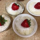 Coconut Tapioca Pudding - I have always loved tapioca pudding and coconut, so this dish is perfect for me!