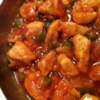 Easy Sweet and Sour Chicken - This quick and easy sweet and sour chicken will be ready to eat in less than 30 minutes.