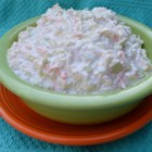 Buttermilk Coleslaw - Creamy buttermilk coleslaw that is easy and quick.