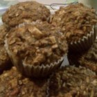 Apple Carrot Muffins - Carrot, apple, and bran cereal bring sweetness and flavor to easy, hearty muffins that are sure to start your day out right.