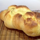 Golden Egg Loaves (or Braids) - Homemade egg bread is suitable for sandwiches or a rich addition to bread pudding or French toast.