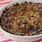 Chef John's Peach Blackberry Flognarde - Chef John's recipe for flognarde, a clafoutis-like combination of peaches, blackberries, thyme, and black pepper, will have you going back for more!