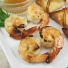 Spicy Sweet Spot Prawn Marinade - Deep-sea spot prawns are delicious, perhaps better than lobster, in this spicy sweet marinade.