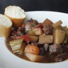 Northern Italian Beef Stew - This hearty beef stew packed with vegetables and herbs is a family favorite.
