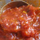 Chef John's Tomato Sauce  - This is the sauce you want to use as a base for so many different dishes, add meat to, or flavor to suit your tastes. It's easy to make and has that real homemade taste.